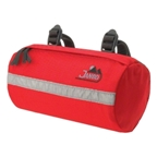 Jandd Bike Seat Bag: Red
