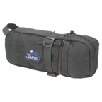 Jandd Tire Bag II Seat Bag: Black
