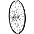 "Quality Wheels 26"" Front Wheel Shimano RM40  Alex ACE19 Black"
