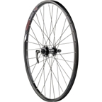 "Quality Wheels Front 26"" SRAM 406 32h 6-bolt, Sun SR25"