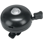 Dimension Classic Black Bell with Crown Emblem