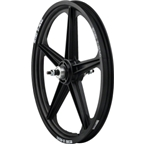 ACS Z Mag 5 Spoke Rear Black Mag Wheel