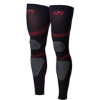 SLS3 Full Leg Compression Sleeve: Black