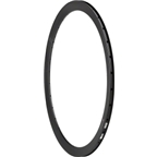 H Plus Son 700c, 32h, Black Formation Face 42mm Deep