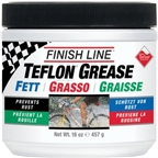 Finish Line Teflon Grease Tub, 16oz