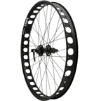 "Surly Fat Bike Rear Wheel 26"" Shimano XT Disc / Marge Lite 17.5mm offset"