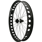 "Surly Fat Bike Rear Wheel 26"" DT Swiss 340 Disc / Rolling Darryl 17.5mm offset"