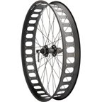 "Surly Fat Bike Rear Wheel 26"" Shimano XT Disc / Clown Shoe 28mm offset"