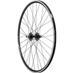 Quality Wheels Track Rear Wheel 700c Formula Cartridge Fixed/Free / Alex DA22 Black