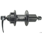 Shimano Deore M525A 32h Rear Disc Hub Black