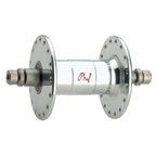 Phil Wood High-Flange Track Front Hub 32h Chrome