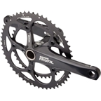 SRAM Rival Black 68mm 170mm 53-39 Black Rings Crankset with GXP Bottom Bracket
