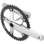 SRAM Omnium 167.5mm Silver 48T Crankset with GXP Bottom Bracket