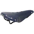 Brooks B17 Standard Royal Blue w/Black Rail