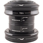 "Cane Creek 10 Series  1-1/8"" External Cup 34mm Threadless Black EC34/28.6