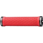 SRAM Locking Grips: Red