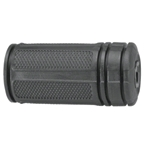 SRAM HalfPipe Stationary Grips: Black