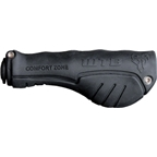 WTB Comfort Zone Clamp- On Grips:  Black