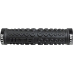 WTB Moto X Clamp-On Grips: Black