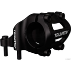 TruVativ Holzfeller Stem 4bolt Direct Mount 50mm 0 Rise 31.8 Black