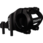 TruVativ Holzfeller Stem 4bolt Direct Mount 60mm 0 Rise 31.8 Black
