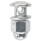 Dia-Compe Cable Anchor Bolt (Bag of 10)