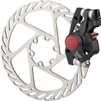 Avid BB5 MTB Disc Brake Caliper & 160mm G2CS Rotor Black Front/Rear
