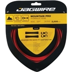 Jagwire HyFlow Disc Hose Red 3000mm Requires Jagwire HyFlow Quick-Fit Kit