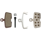 Avid 2011 Code CodeR Organic Disc Brake Pad: Pair;  Alloy Back