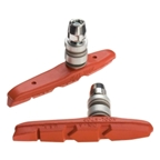 Kool-Stop Thinline Brake Shoe Threaded Post for Linear Pull Salmon