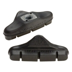 Campagnolo Molded Brake Shoes 07'  with out Hardware: 4-Pack
