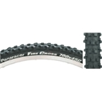 Panaracer Fire Cross 700 x 45 Knobby Folding Black Tire