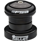 "FSA Mallet 1-1/8"" Heavy Duty Black Headset"