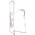 Planet Bike Alloy 6.2mm Water Bottle Cage: White