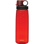 Nalgene Tritan OTG Bottle: 24oz; Red