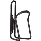 Planet Bike Alloy 6.2mm Water Bottle Cage: Flat Black