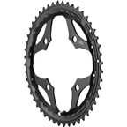 Shimano SLX M660 48t 104mm 9spd Outer Chainring Black