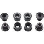 Shimano FC-M970 Outer Chain Ring Bolt Set.  Set of 4