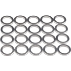Wheels Manufacturing 2.0mm Alloy Chainring Spacer bag/20