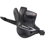 Shimano Acera SL-M360 8 Speed Rapidfire Plus Shifters Black