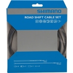 Shimano Road PTFE Cable and Housing Set Gray