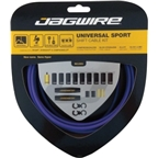 Jagwire Universal Sport Shift Cable Kit, Purple