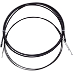 SRAM Slickwire Road/MTB 4mm Shift Cable/Housing Black
