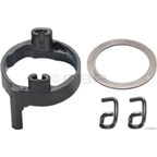 Campagnolo Ergopower Right Index Spring Carrier, Springs and Bushing for 2004-2008
