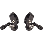 "Paul Shimano Mountain Thumbies Black, 7/8"" clamp.  Sold in pairs"
