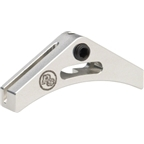 Problem Solvers 50mm Wide Cable Hanger Silver