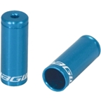 Jagwire End Cap Hop-Up Kit Blue