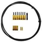 Jagwire End Cap Seal Kit 4.5mm Shift Gold