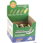 Genuine Innovations 16g Threadless Cartridges: Box of 20