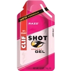 Clif Shot: Raspberry; 24-Pack